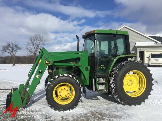 Spring Hudsonville – Construction & Farm Equipment – LIVE Consignment Auction