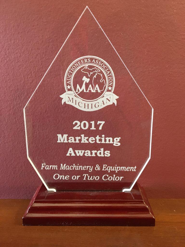 awards marketing 2017