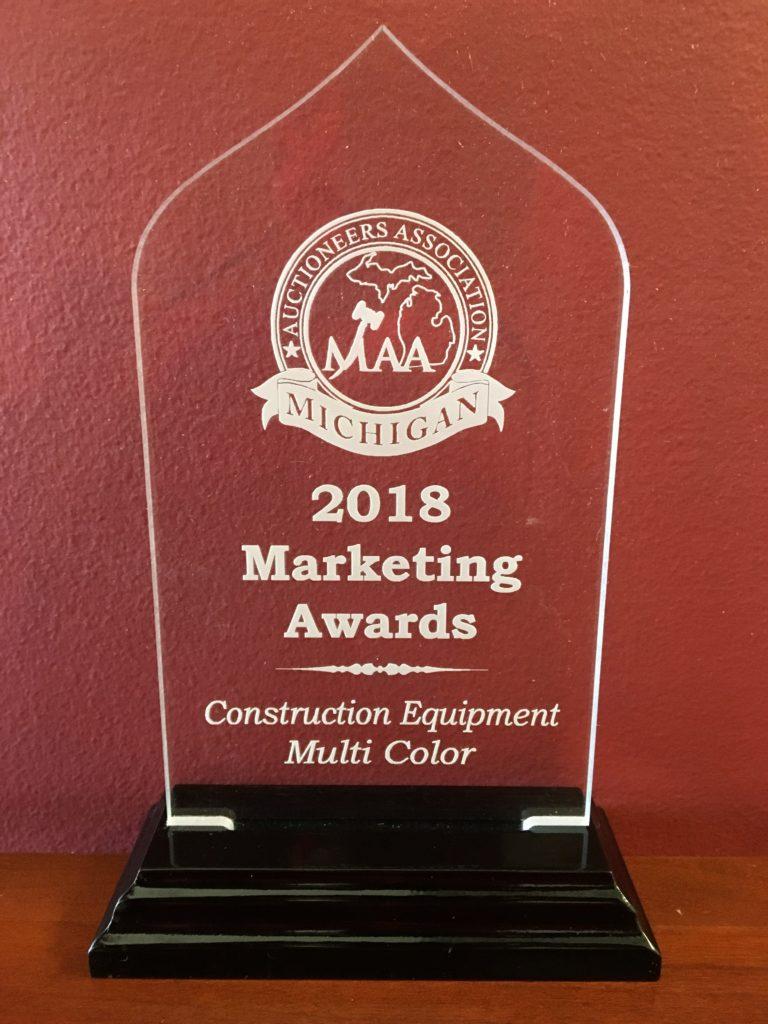 awards marketing 2018