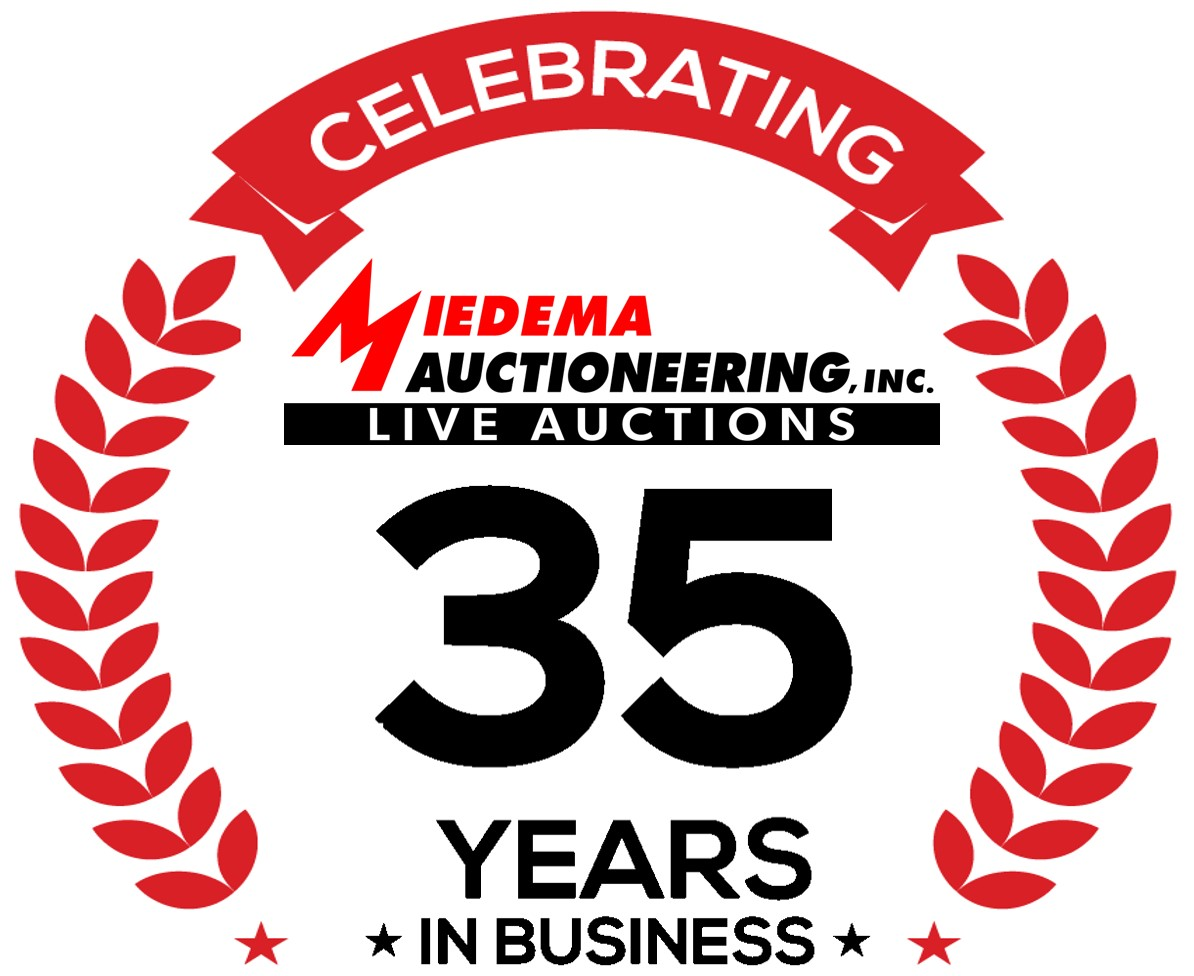 35 Years of Auctioneering